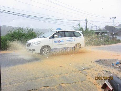 Vu cong trinh cong thoat nuoc cua BV Nhi tinh Lam Dong khien dan buc xuc: Xu ly truoc ngay 15.10 - Anh 2