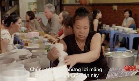 'Bun mang chao chui' - khi long tu trong bi cat sau bat bun - Anh 1