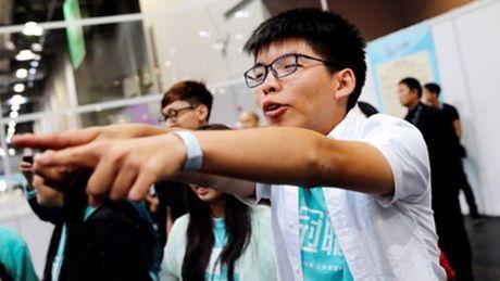Thai Lan bat thu linh sinh vien Hong Kong - Anh 1