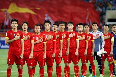 Phat song truc tiep tran DT Viet Nam va DT CHDCND Trieu Tien - Anh 1