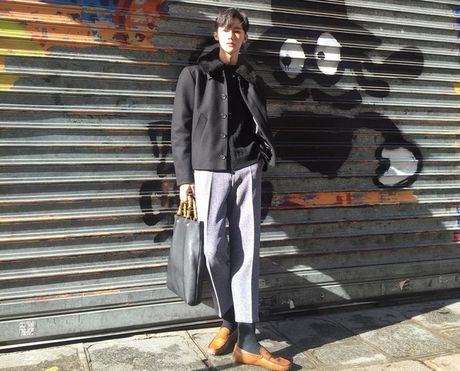 Hot boy Han Quoc cao 1,85 m tro thanh ngoi sao tren mang - Anh 3