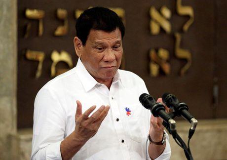Dan Philippines danh gia Tong thong Duterte 'rat tot' - Anh 1