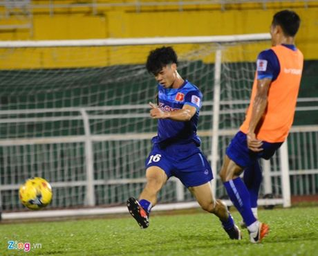 DTVN vs CHDCND Trieu Tien (5-2): Chien thang tung bung - Anh 13