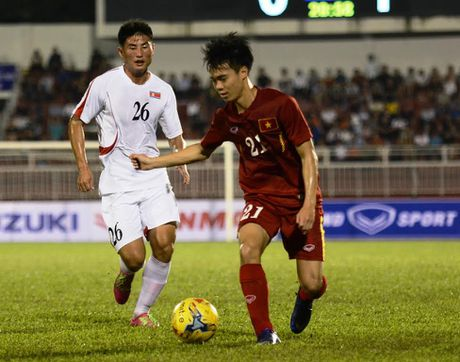 DTVN vs CHDCND Trieu Tien (5-2): Chien thang tung bung - Anh 3