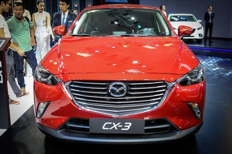 Chi tiet Mazda CX-3 - doi thu Ford EcoSport tai Viet Nam - Anh 1
