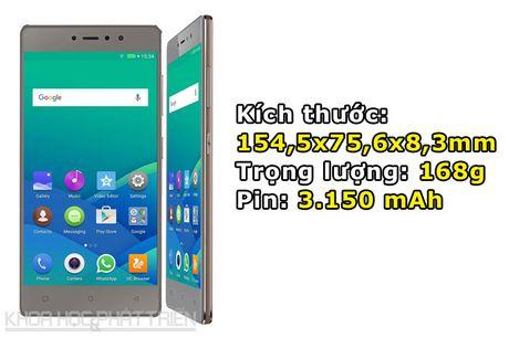 Smartphone selfie, RAM 3 GB, gia 4,49 trieu dong tai Viet Nam - Anh 3