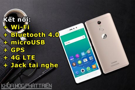 Smartphone selfie, RAM 3 GB, gia 4,49 trieu dong tai Viet Nam - Anh 4