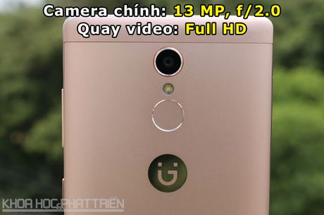 Smartphone selfie, RAM 3 GB, gia 4,49 trieu dong tai Viet Nam - Anh 6