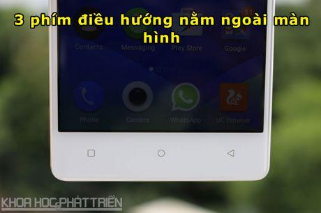 Smartphone selfie, RAM 3 GB, gia 4,49 trieu dong tai Viet Nam - Anh 9