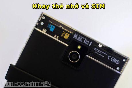 Tren tay sieu pham BlackBerry Passport gia re dang 'gay bao' o Viet Nam - Anh 12