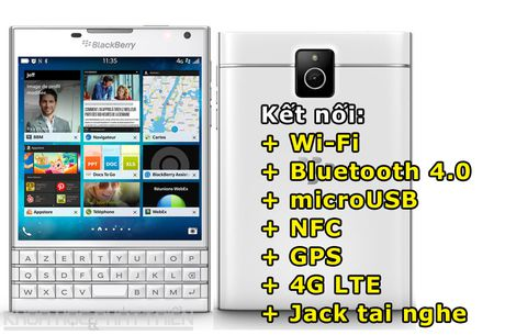 Tren tay sieu pham BlackBerry Passport gia re dang 'gay bao' o Viet Nam - Anh 4
