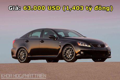 Top 10 sieu xe Lexus dat nhat trong lich su - Anh 10