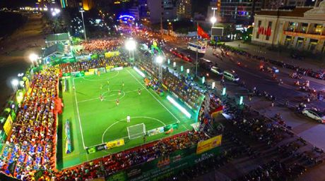 Lo dien nha vo dich Cup Bia Saigon 2016 - Anh 4