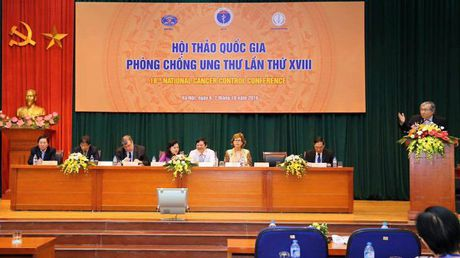 Viet Nam nam top 2 tren ban do ung thu the gioi - Anh 1