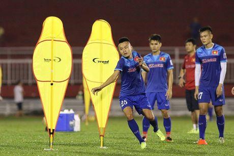 Truc tiep Viet Nam vs Trieu Tien: Thuoc thu lieu cao - Anh 1
