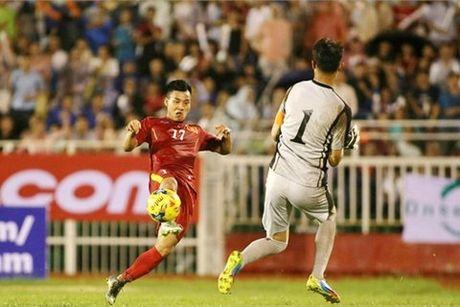 Video ban thang Viet Nam 5-2 Trieu Tien - Anh 1