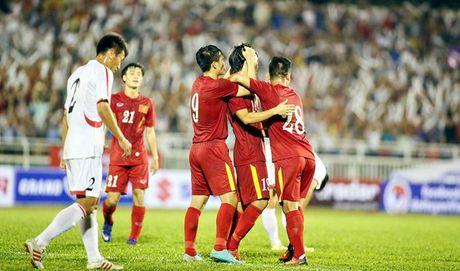 Lap 'mua' sieu pham, Viet Nam vui dap Trieu Tien - Anh 1
