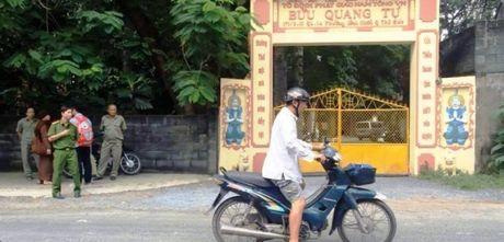Truy sat trong chua Buu Quang: Hung thu khong dinh ma tuy - Anh 1