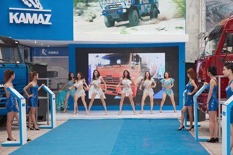 Vietnam Motor Show 2016: Kamaz 'mot thoi vang bong' tro lai Viet Nam - Anh 4