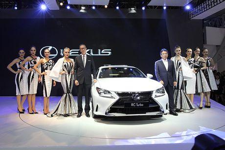 Nhung mau xe khong the bo qua khi toi Vietnam Motor Show 2016 - Anh 1
