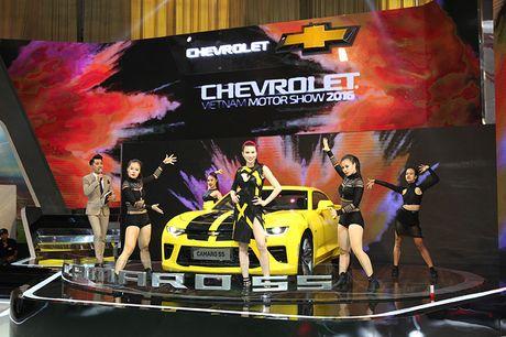 Nhung mau xe khong the bo qua khi toi Vietnam Motor Show 2016 - Anh 2