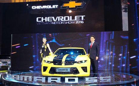 Nhung mau xe khong the bo qua khi toi Vietnam Motor Show 2016 - Anh 3