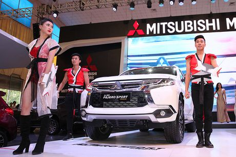 Nhung mau xe khong the bo qua khi toi Vietnam Motor Show 2016 - Anh 4