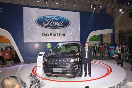 Nhung mau xe khong the bo qua khi toi Vietnam Motor Show 2016 - Anh 6
