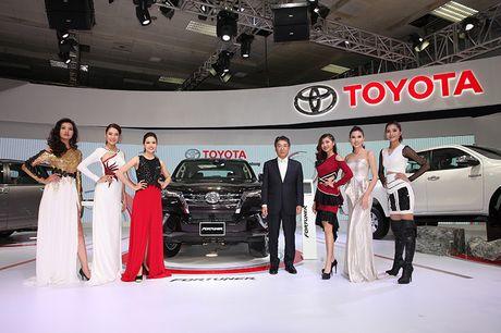 Nhung mau xe khong the bo qua khi toi Vietnam Motor Show 2016 - Anh 9