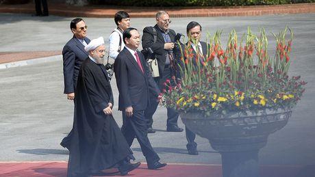 Tong thong Iran tham chinh thuc Viet Nam - Anh 3