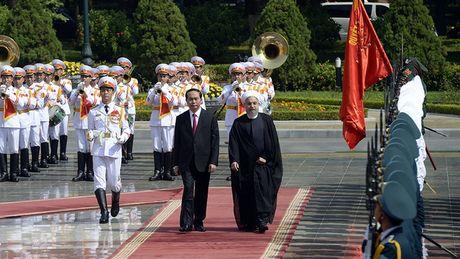 Tong thong Iran tham chinh thuc Viet Nam - Anh 5
