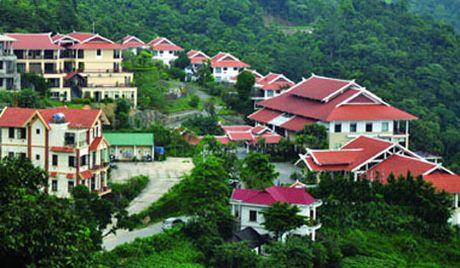 Vinh Phuc – Manh dat mau mo cua du lich nghi duong cao cap - Anh 1