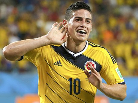 James Rodriguez khien Real Madrid 'soi mau' vi bo ve Colombia - Anh 1