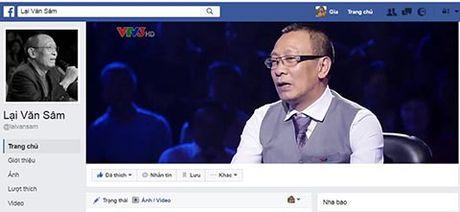 Facebook Lai Van Sam 'nhai', tung anh 'doc', 'da xoay' TS Doan Huong - Anh 1