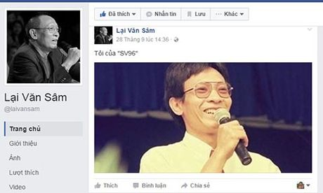 Facebook Lai Van Sam 'nhai', tung anh 'doc', 'da xoay' TS Doan Huong - Anh 8