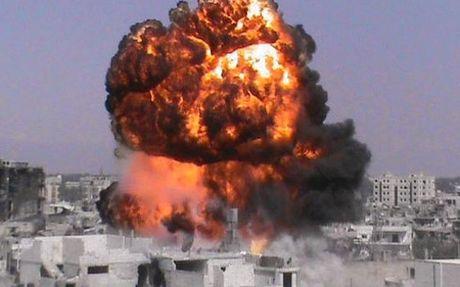 Chien su tiep dien ac liet tai Aleppo - Anh 1