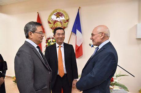 Khai truong Lanh su quan Viet Nam tai New Caledonia - Anh 2