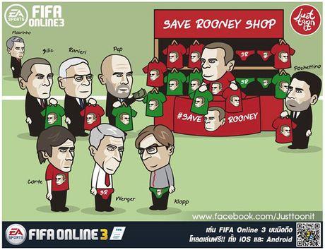 Biem hoa 24h: Premier League ro phong trao 'giai cuu' Rooney - Anh 2