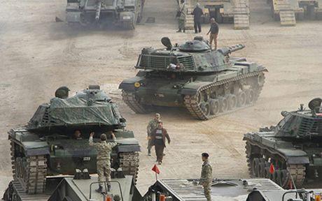 Danh bom luc luong duoc Tho Nhi Ky hau thuan o Syria, 16 nguoi chet - Anh 1