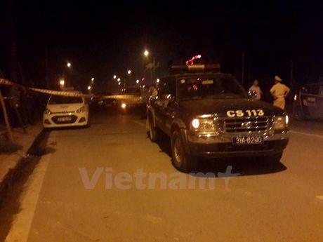 Ha Noi: Dam thung co tai xe cuop taxi, nghi pham 9X bi vay bat - Anh 1