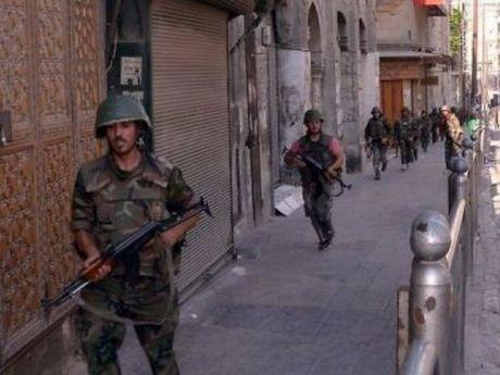 Quan doi Syria gianh quyen kiem soat dinh doi chien luoc o Aleppo - Anh 1