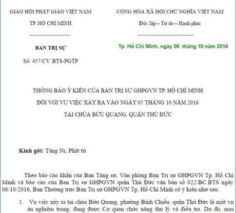 Tin moi vu truy sat kinh hoang trong chua Buu Quang - Anh 1