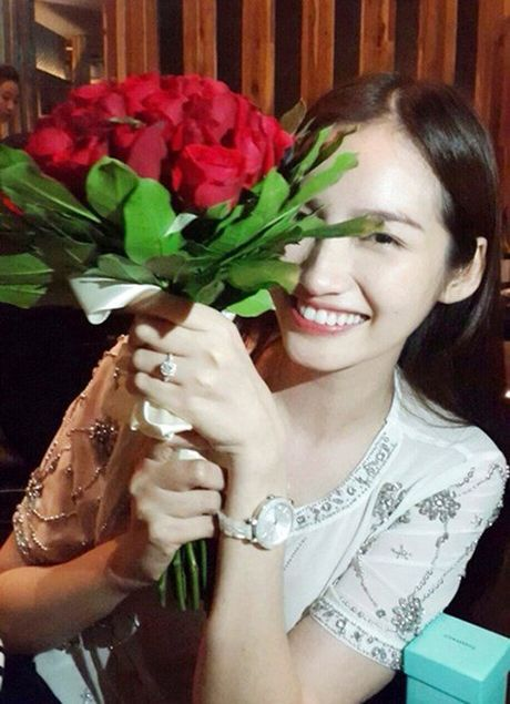 'Choang' voi nhan kim cuong dat do cua my nhan Viet - Anh 11