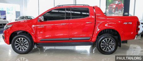 Chevrolet Colorado 2016 ban nang cap lo dien - Anh 6