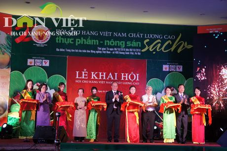 Hang Viet Nam Chat luong cao – Nong san Sach 'do bo' Thu do - Anh 5
