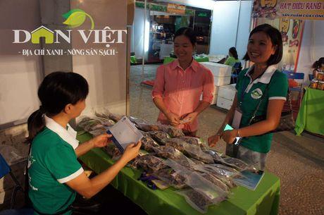 Hang Viet Nam Chat luong cao – Nong san Sach 'do bo' Thu do - Anh 6