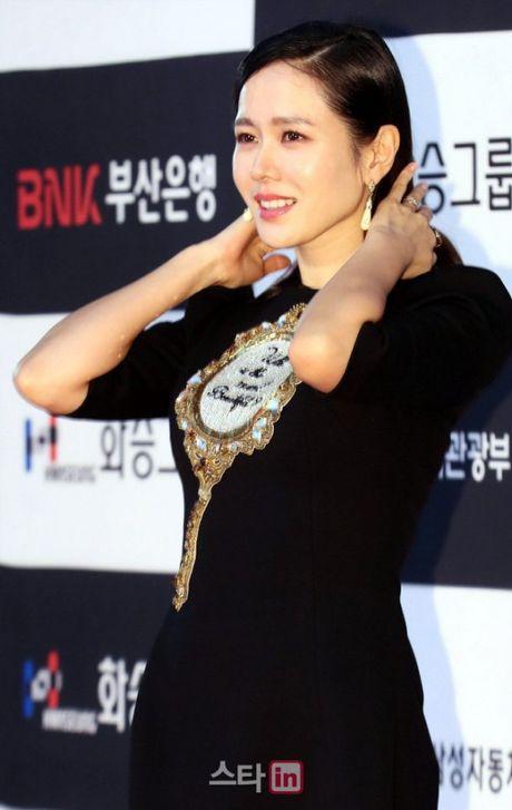 35 tuoi, Son Ye Jin tre trung khong kem sao phim 19+ - Anh 3