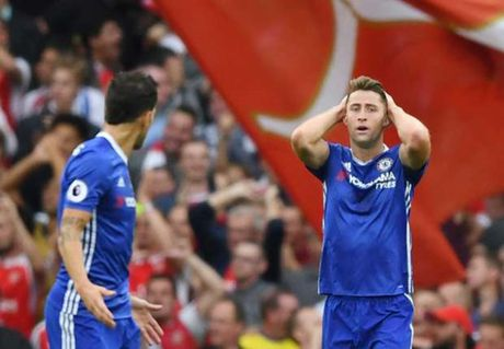 Gary Cahill: Anh gia that roi - Anh 2