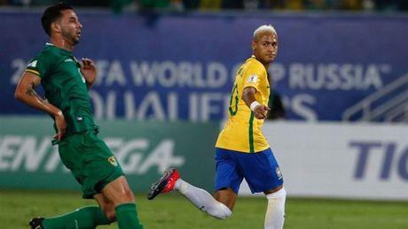 Chum anh: Neymar chay mau lenh lang trong chien thang '5 sao' cua Brazil - Anh 5