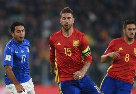 Soc: Ramos dien tiet, 'thoa ma' Buffon ngu ngoc - Anh 1